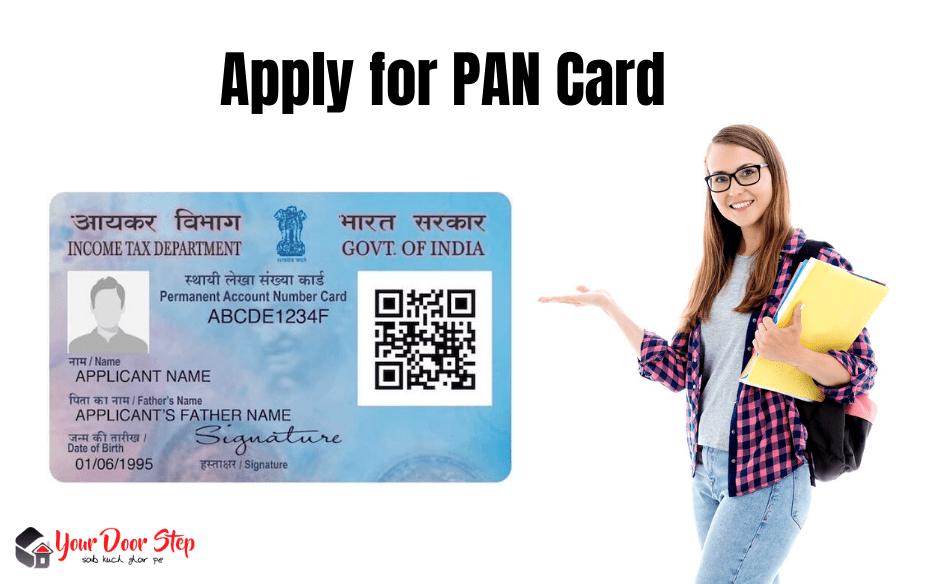 Pan Card Agent | Pan Card Service | Pan card Consultant