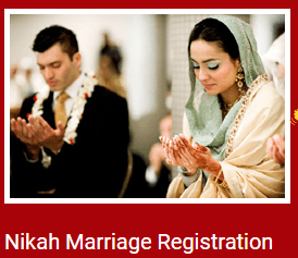 nikah marriage registration