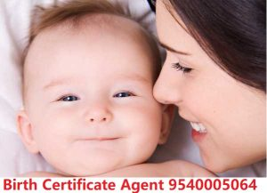 Birth Certificate Agent in Jacombpura | Birth Certificate in Jacombpura| Birth Certificate Agent