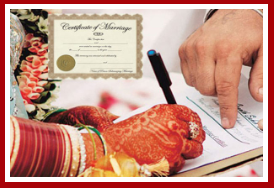Name Change In Marriage Certificate