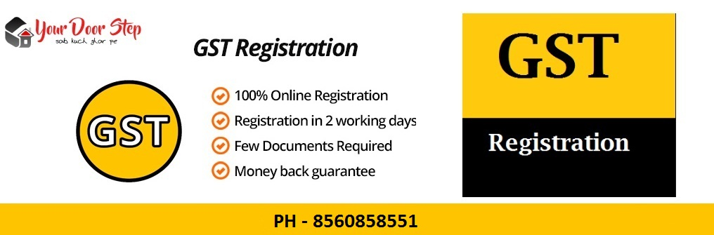 gst registration in ranchi