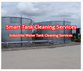 Industrial Water Tank Cleaning