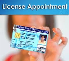 License Appointment
