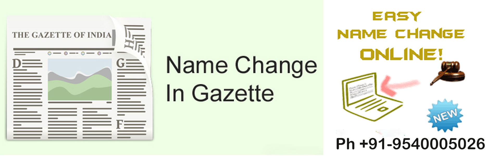 name change in ghaziabad