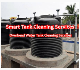 Over Head Water Tank Cleaning