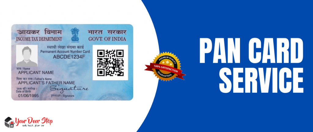 pan card agent in delhi