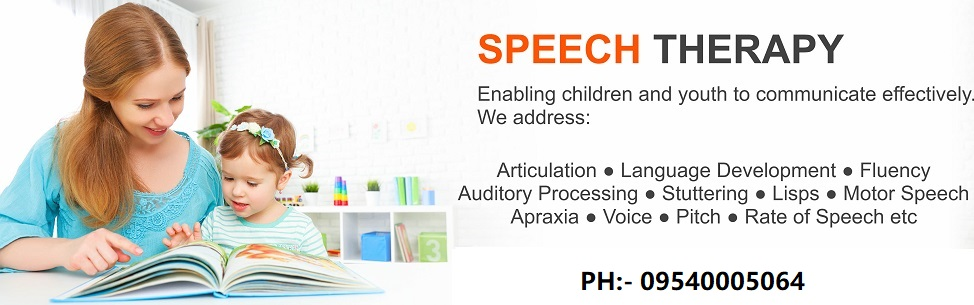 speech therapy in delhi