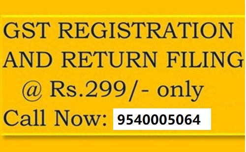 Gst Registration Gurgaon