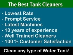 Best tank cleaner
